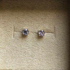 Jewelry - Tanzanite stud earrings